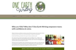 One Earth Writing