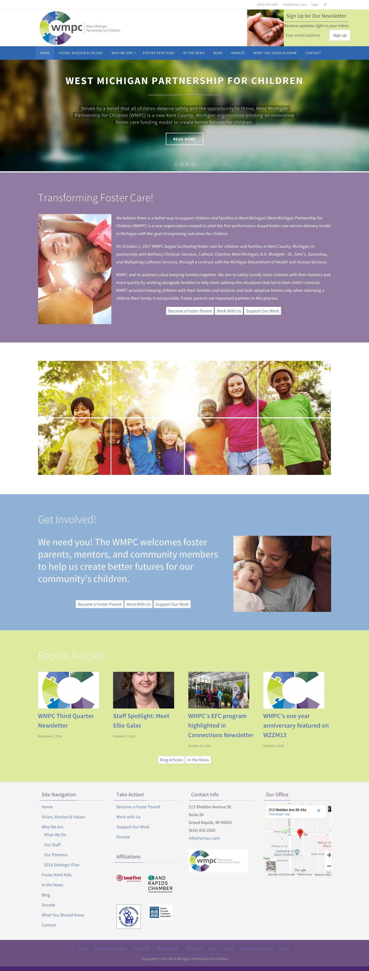 West Michigan Partnership for Children