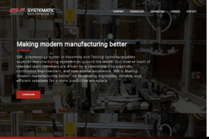 Systematic Manufacturing Inc.